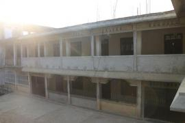 Lorrain English School - Front view